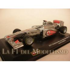 McLaren Vodafone Mercedes MP4-26