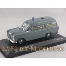Mercedes-Benz 190 Ambulanza 1961