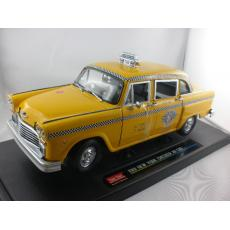Checker A 11 Taxi Cab -1981