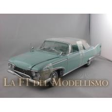 Plymouth Fury Closed Convertible 1960