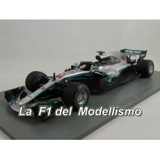 Mercedes-Benz AMG W09 EQ Power+ 2018