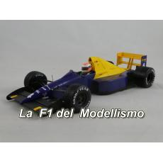 Tyrrell Ford 018 1989